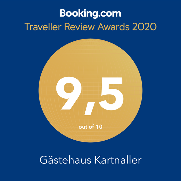 booking Bewertung 2018