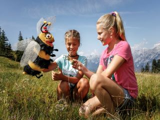 Free childcare with BIG Family Stubai