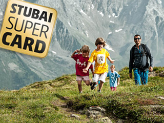 Die Stubai Super Card